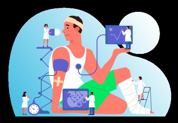 Vitel Health platform