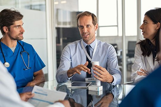 Who we serve physicians